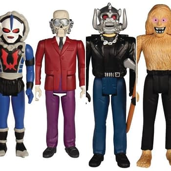 Tons of New Super7 ReAction Figures Up For Order: She-Ra, Ozzy, Motorhead, and More!