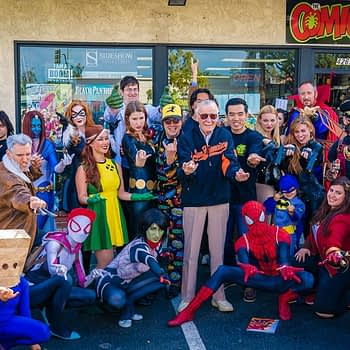 California's Comic Bug Pile On The Creators for Free Comic Book Day Weekend