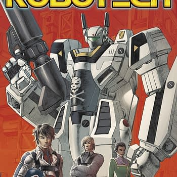 Robotech #19: Dolza Destroys Los Angeles, plus Cannon Measuring Contest (REVIEW)