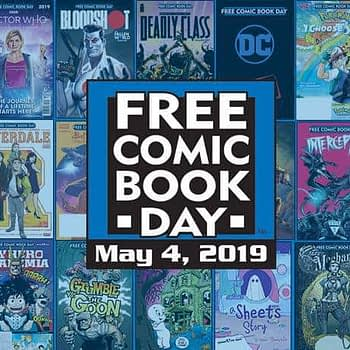 The Daily LITG, 21st April 2019 - 13 Days to Free Comic Boo