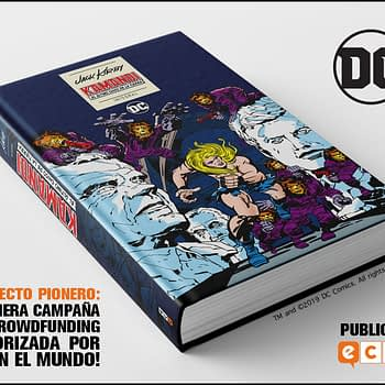 Spanish Publisher of DC Comics to Crowdfund Kamandi Omnibus