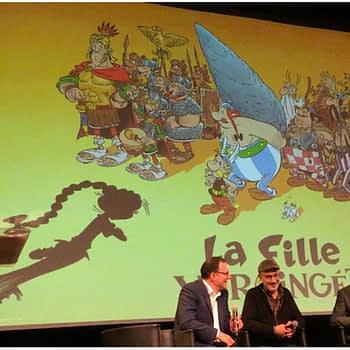 The New Asterix Comic For 2019 Is Called Asterix And The Chieftain's Daughter....