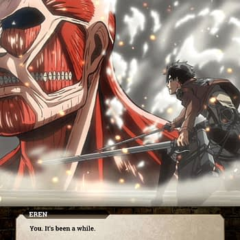 Attack on Titan: Tactics is the Most Brutal Mobile Game