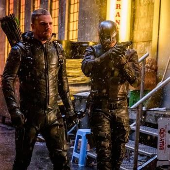 """'Arrow' Season 7, Episode 19 """"Spartan"""" [PREVIEW]"""