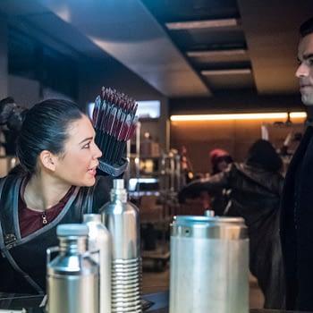 "'Arrow' S07E20 ""Confessions"" [PREVIEW]"