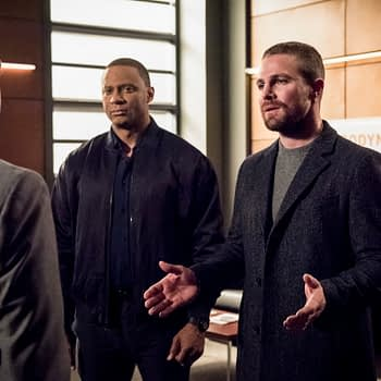 "'Arrow' S07E20 ""Confessions"" [PREVIEW]"