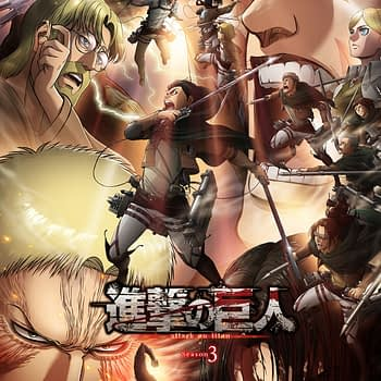 'Attack on Titan' Season 3, Part 2 Debuts Late April on Crunchyroll