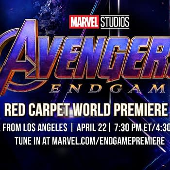 Wanna Watch 'Avengers: Endgame' World Premiere Red Carpet?