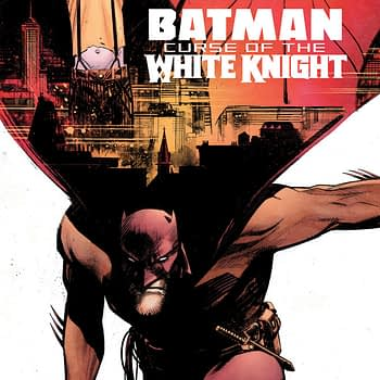 DC Sets Sean Gordon Murphy's Batman: White Knight Sequel for July