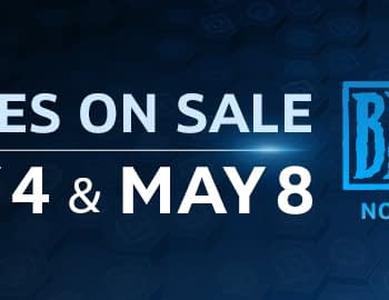 Tickets to BlizzCon 2019 Go on Sale May 4th
