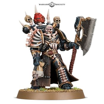 New Chaos Characters Incoming for Warhammer 40k