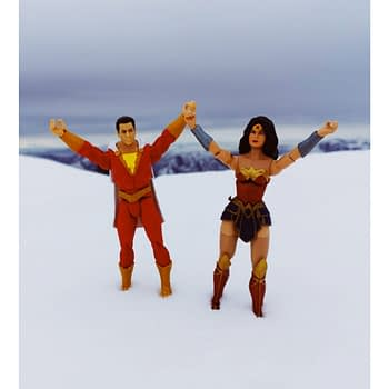 Gal Gadot Posts Congratulations to 'Shazam!', Welcomes Zachary Levi to the Universe