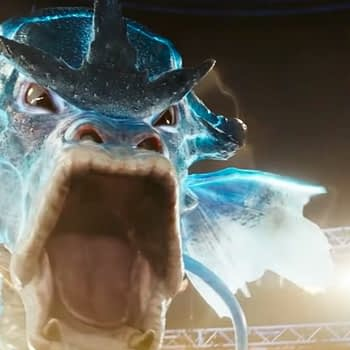 It's Gyarados vs. Charizard in New 'Pokémon: Detective Pikachu' Trailer