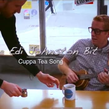 The Daily LITG, 22nd April 2019 - The Brother of All Ukelele Hip-Hop Songs About Cups Of Tea