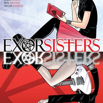 EXORSISTERS is a Hell of a Good Read
