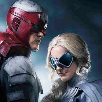 'Titans' Season 2: Minka Kelly Catches Alan Ritchson Behind the Scenes [VIDEO]