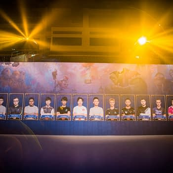 Hearthstone HCT World Championships: Elimination Round - Bloodtrail vs. XiaoT