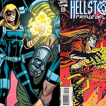 Marvel is Trademarking Helstrom and Glyph - For TV as Well as Comics?