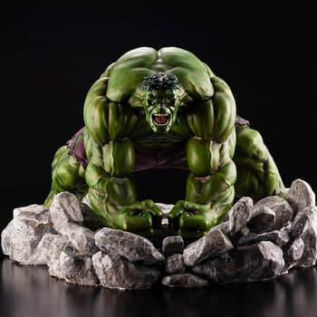 Immortal Hulk Kotobukiya ARTFX Premier Statue on the Way
