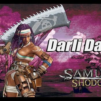 Samurai Shodown Introduces Darli Dagger in Latest Trailer
