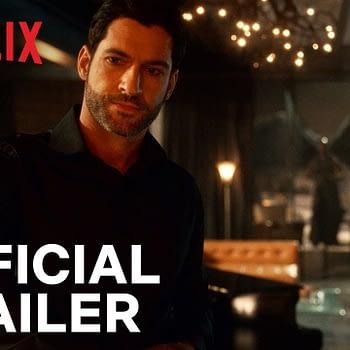 HELL Yeah- Netflix Drops 'Lucifer' Season 4 Trailer