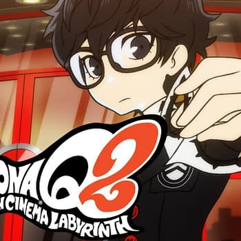 Persona Q2: New Cinema Labyrinth Launches in June