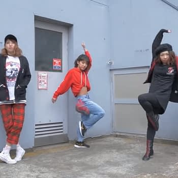Atlus Releases a Persona Dancing Video With Lotus Juice and DJ WAKA