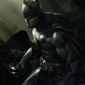 Separated At Birth: Francesco Mattina's Batman