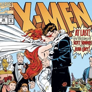 Marvel's Jordan White Says the Wedding of Jean Grey and Scott Summer Never Happened
