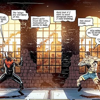 Ric Grayson Must Learn How to Nightwing in Nightwing #59 Preview