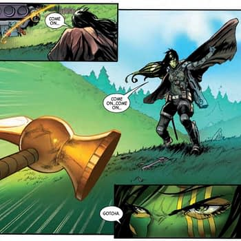 Who Wins in a Fight, Gamora or Beta Ray Bill? Guardians of the Galaxy #4 Preview
