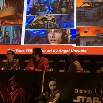 Watch the Whole Star Wars Celebration Marvel Comics Panel Here