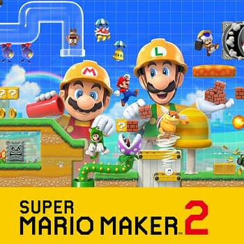 Nintendo Announces Super Mario Maker 2 Release For June 2019