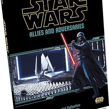 "More Details Emerge from FFG's ""Allies and Adversaries"" Codex for Star Wars RPG"
