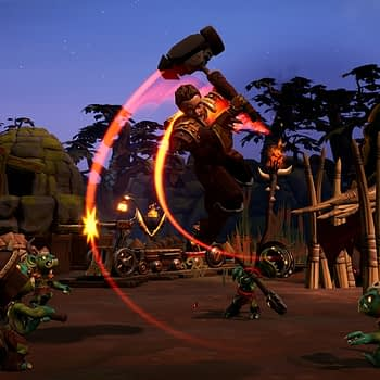 Torchlight Frontiers Introduces a New Class With The Railmaster