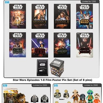 Star Wars Celebration Exclusives Galore From Toynk Next Week