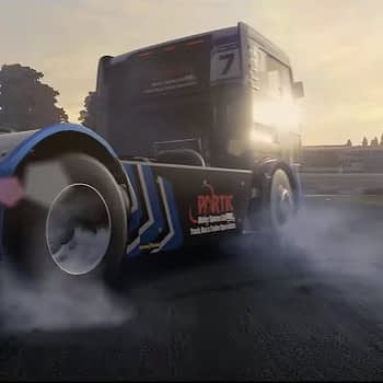 'Truck Racing Championship' Coming in July