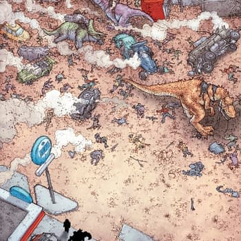 """Valiant Teases a """"Top Secret"""" New Ongoing Series"""