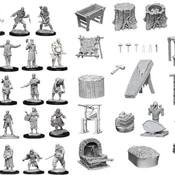 WizKids Set to Drop Village People Miniatures in June