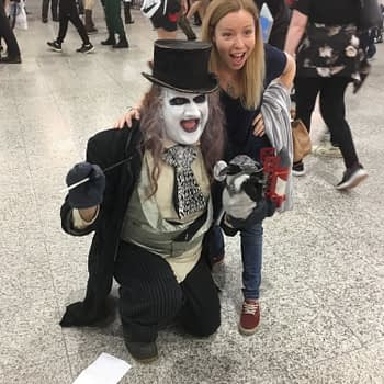 Cosplay mcm London Comic Con