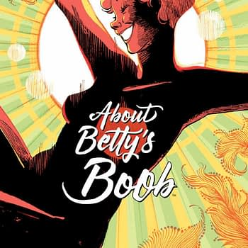 Following An Eisner Nomination, Thoughts About Betty's Boob
