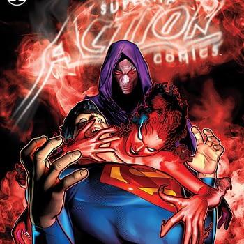 DC Comics August Solicitations