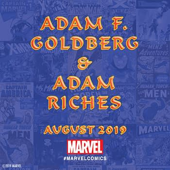 Goldbergs Creator Joins Marvel #1000 Lineup