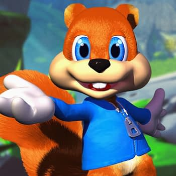 Plans Hit Social Media For Conker's Bad Fur Day's Canceled Sequel