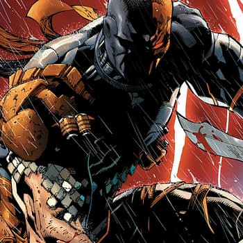 'Deathstroke' Animated Series Coming to CW Seed