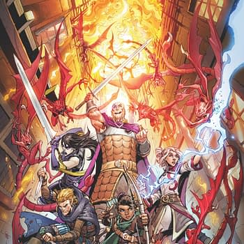 IDW Announces Dungeons & Dragons Infernal Tide at D&D Live 2019