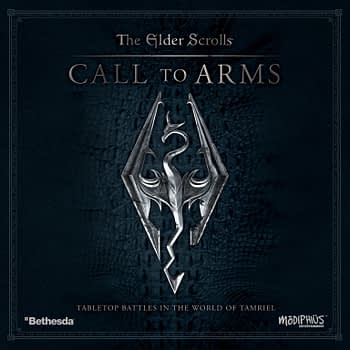 Modiphius Brings 'The Elder Scrolls' to Life with New Tabletop Game