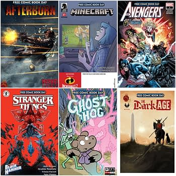 More Free Comic Book Day 2019 Titles Now Free Digitally Too