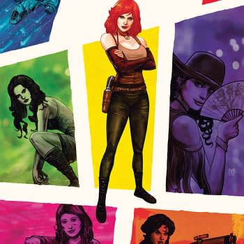 Saffron Returns for Firefly: The Sting OGN That's the Opposite of Marvel #1000