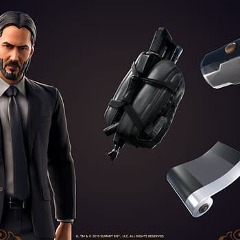 The Fortnite X John Wick Event is Now Live In-Game